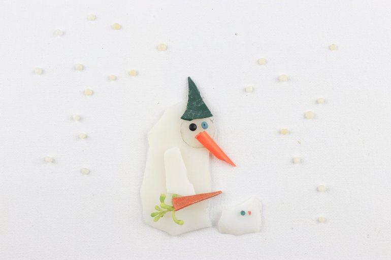 Real snowmen